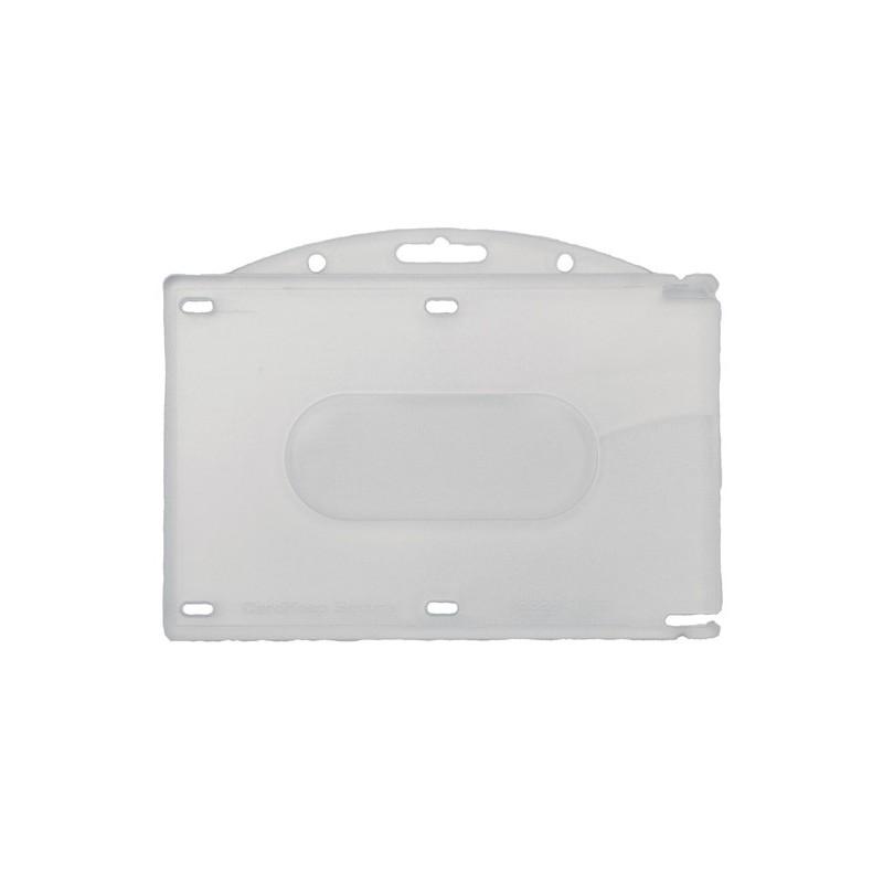 Robuuste horizontale kaarthouder welke de kaart beschermd tegen weer en wind met een lock functie